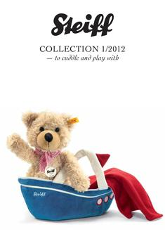 Steiff Original Catalogue 2012