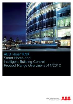 ABB i-bus® KNX Overview