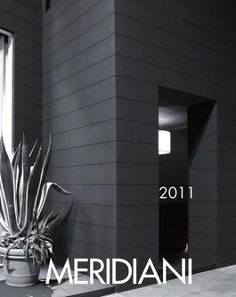 Meridiani collections salone mobile 2011