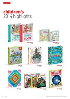 Children's books - Reference 2014