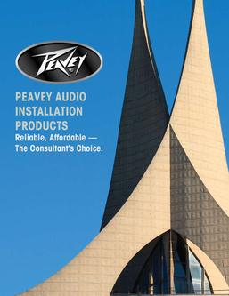 Audio Installation Products