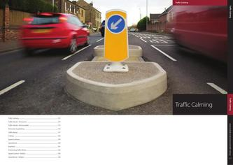 MARSHALLS PS 4.0 - Traffic Calming 2016