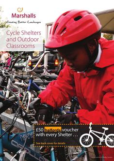 Cycle Storage for schools 2016