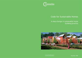 Code for Sustainable Homes 2016