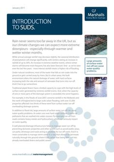 Introduction to SuDS 2016