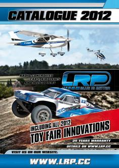 LRP New Products 2012