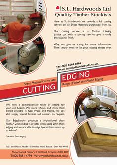 Cutting / Edging