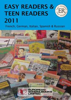 Easyreaders & Teen readers catalogue 2011