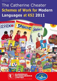Catherine Cheater Schemes of Work for Modern Languages at KS2 - 2011