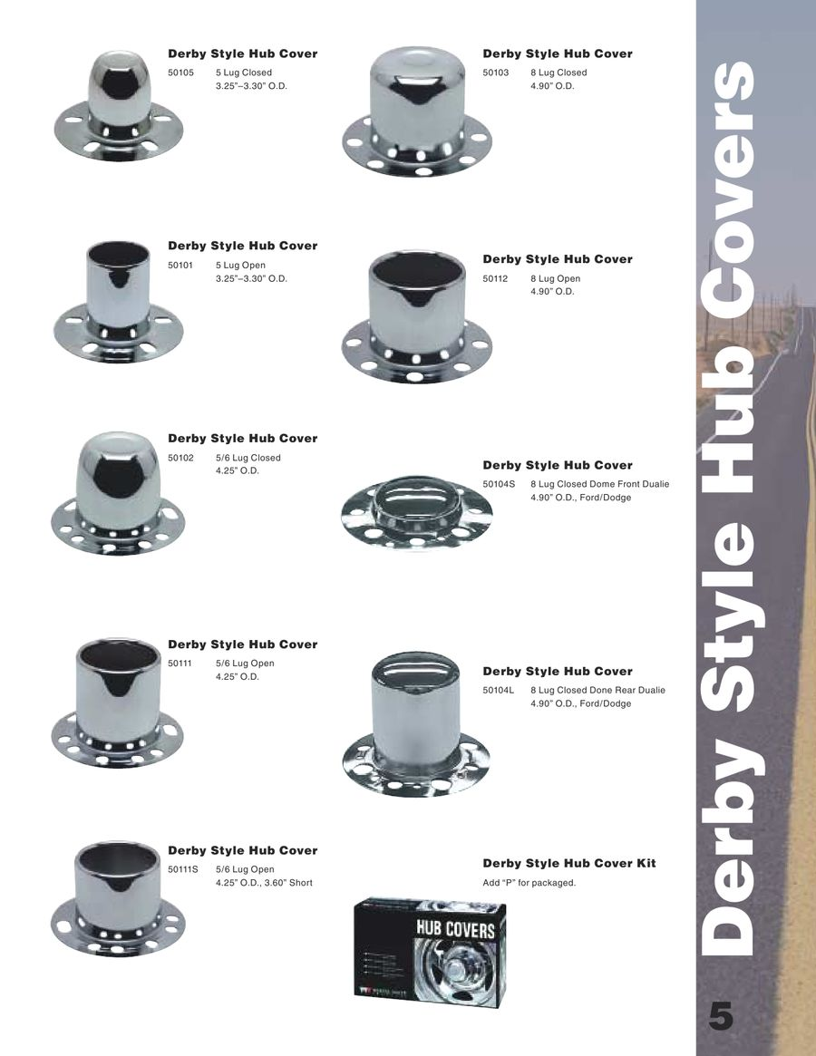 13//16 Hex Size Wheelmate 30822B Chrome 1//2 RH Acorn Lug Nut
