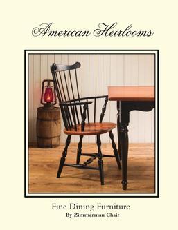 Zimmerman Chair American Heirloom