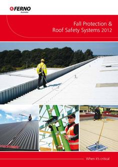 Fall Protection & Roof Safety Systems 2012