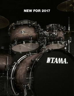 2017 Winter TAMA New Products