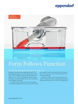 Form Follows Function 2017