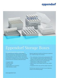 Fit of Eppendorf Storage Boxes 2017
