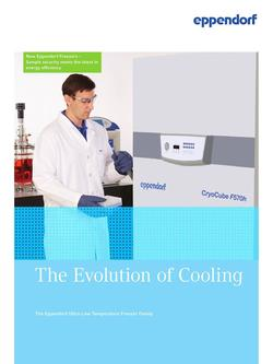 The Evolution of Cooling 2017