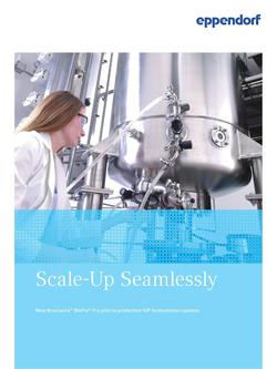 Scale-Up Seamlessly 2017