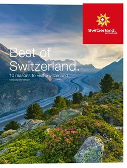 Best of Switzerland 2016