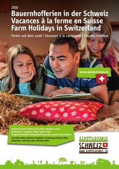 Country holidays in Switzerland 2016
