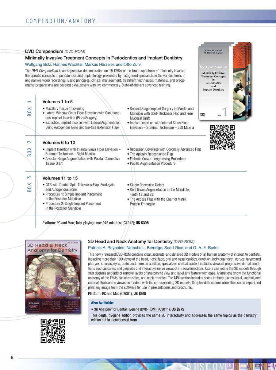 Multimedia 2012 by Quintessence Publishing