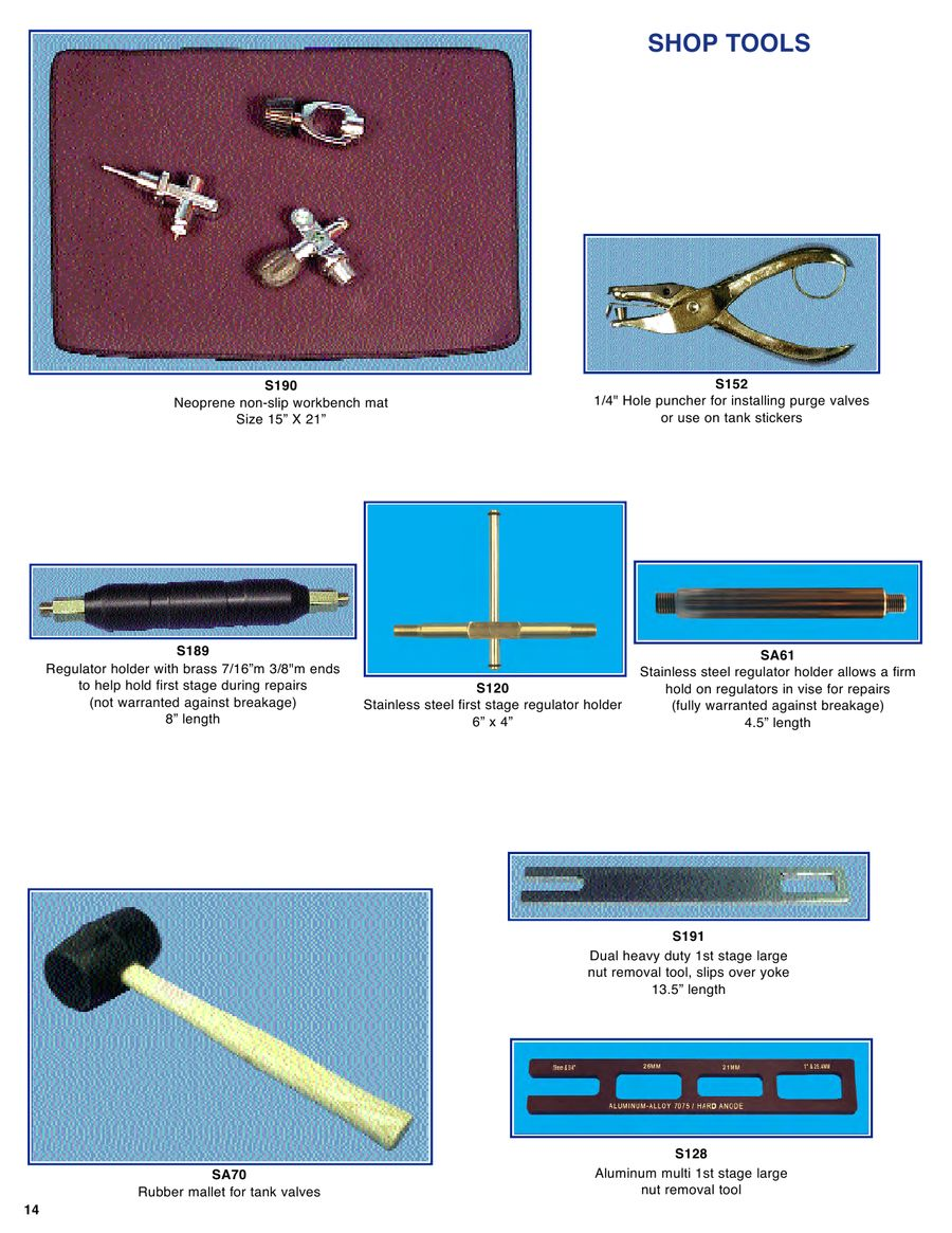 Page 12 of Diving Accessories 2012