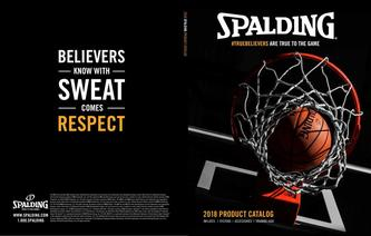 2018 Spalding Product Catalog