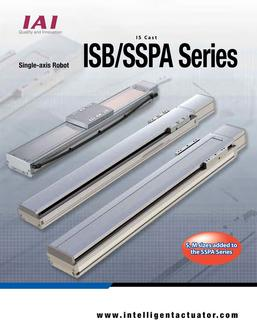 ISB/SSPA Series Catalog (2nd Edition)