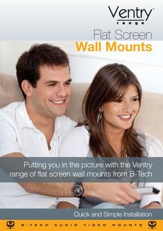 Ventry Range Flat Screen Wall Mounts 2012