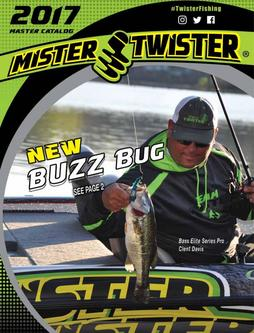 Mister Twister® Tackle Catalog 2017