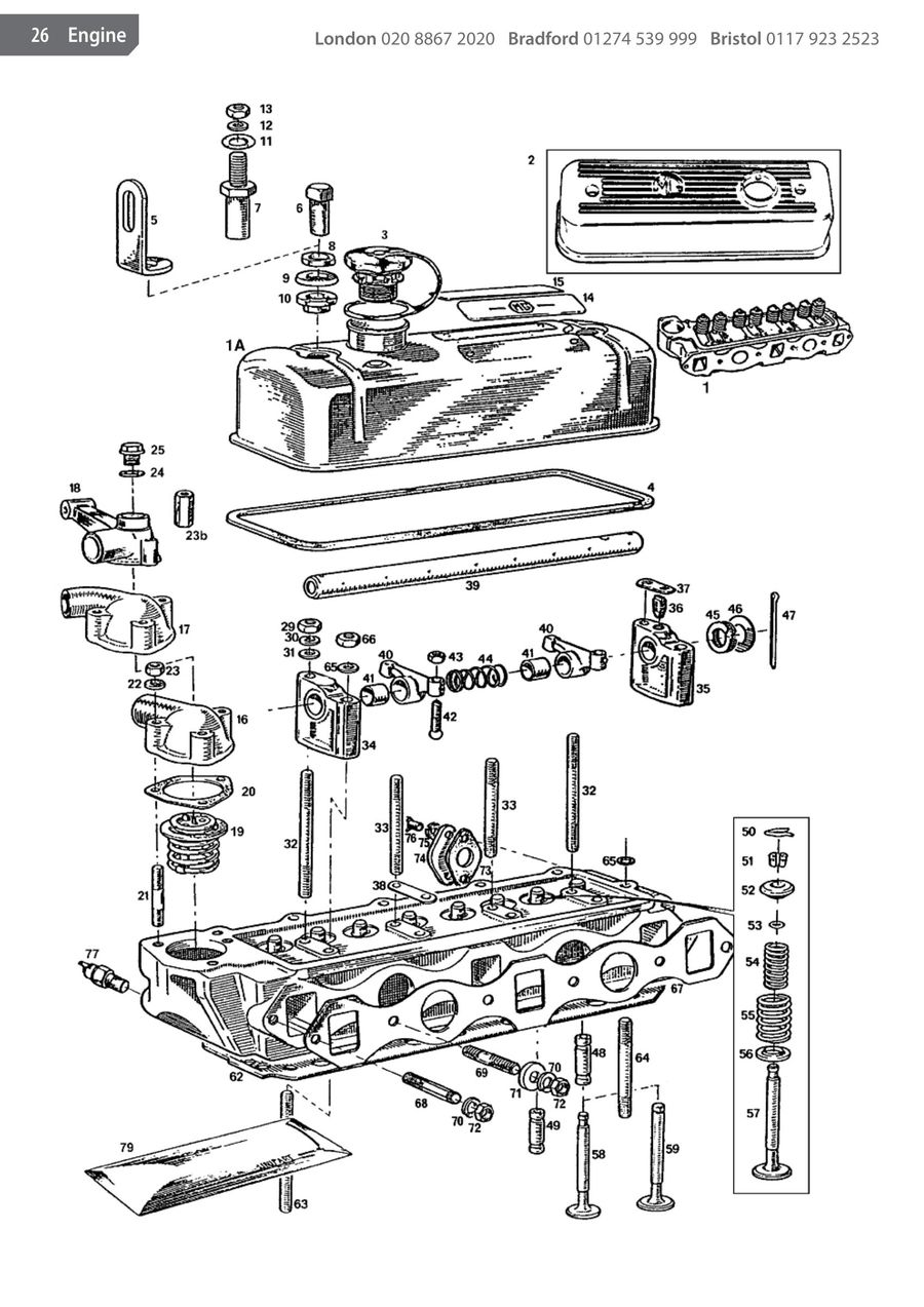 Page 110 of MGB Parts 2017