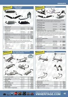 Beetle Parts Catalogue Part 2 2015