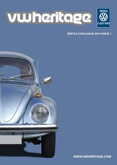 Beetle Parts Catalogue Part 1 2015