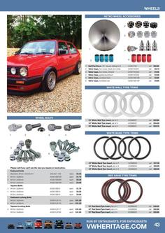 Golf - MK2 Parts Catalogue Part 2 2013