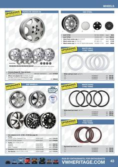 Golf - MK1 Parts Catalogue Part 2 2015