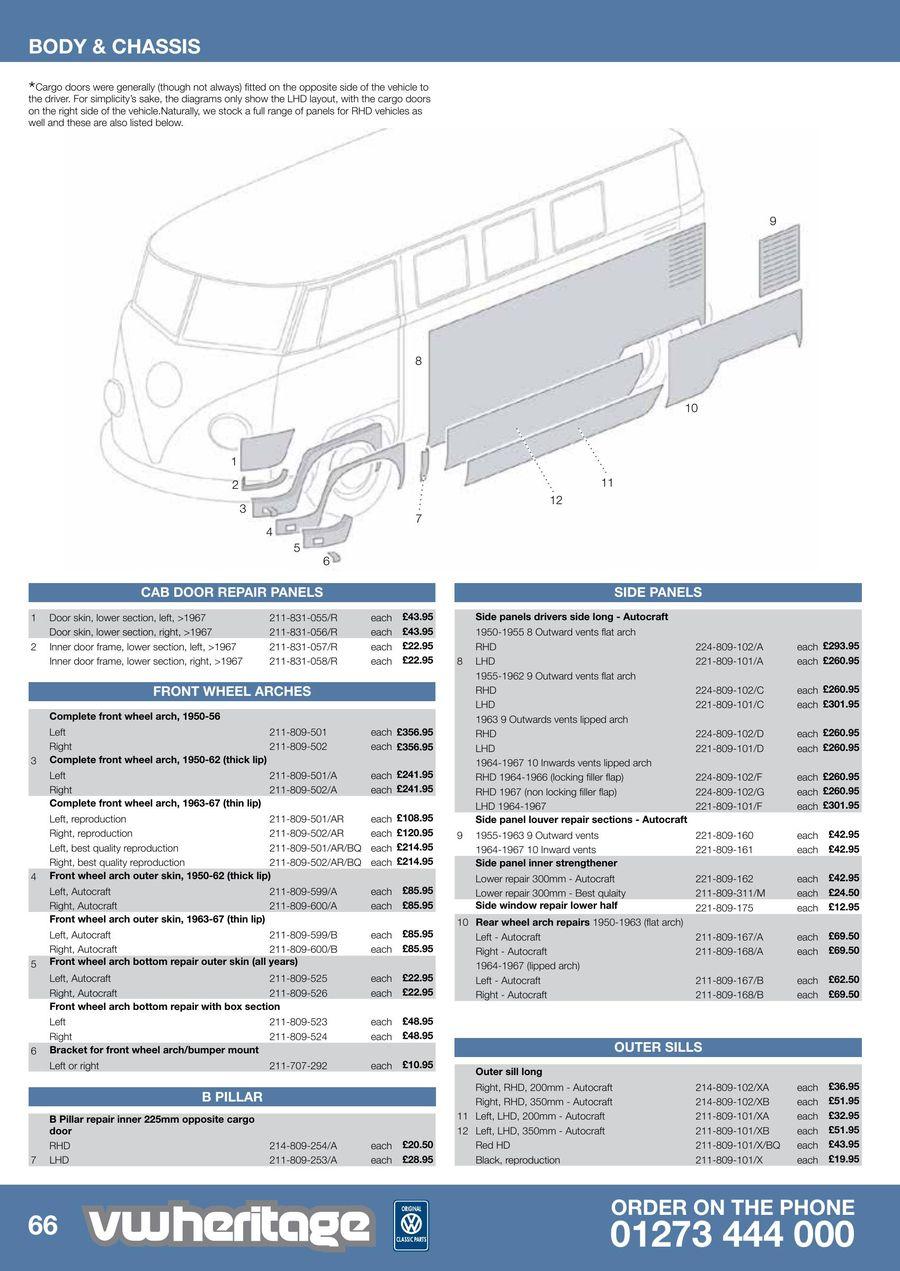 Page 26 of Split Bus Catalogue Part 2 2016