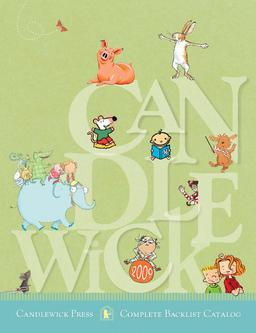 Candlewick Fall 2009 Backlist