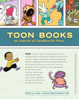 Toon Books Guide
