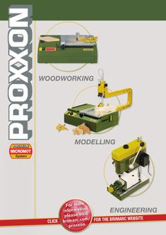 Proxxon Catalogue 2012