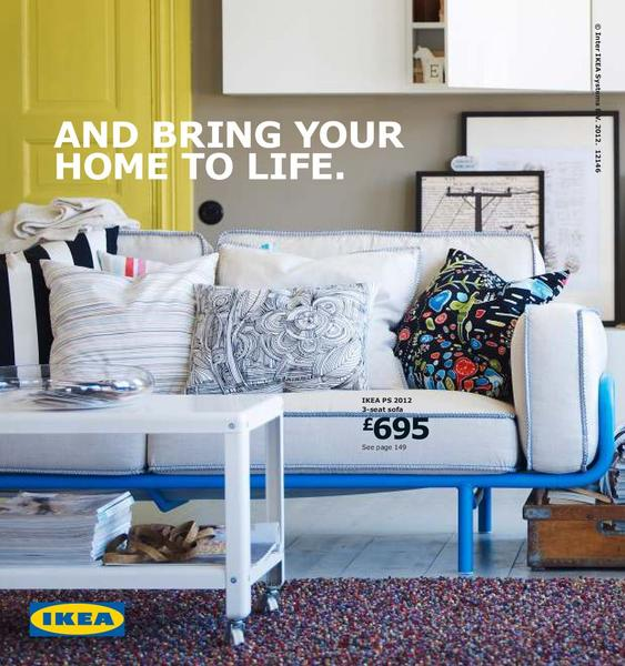 Page 165 of UBC Press of the catalog Ikea Catalogue 2013