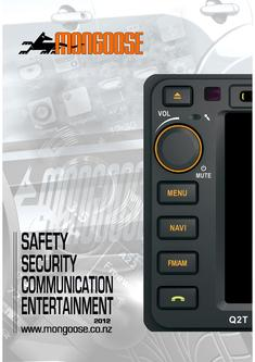 Safety & Security 2012