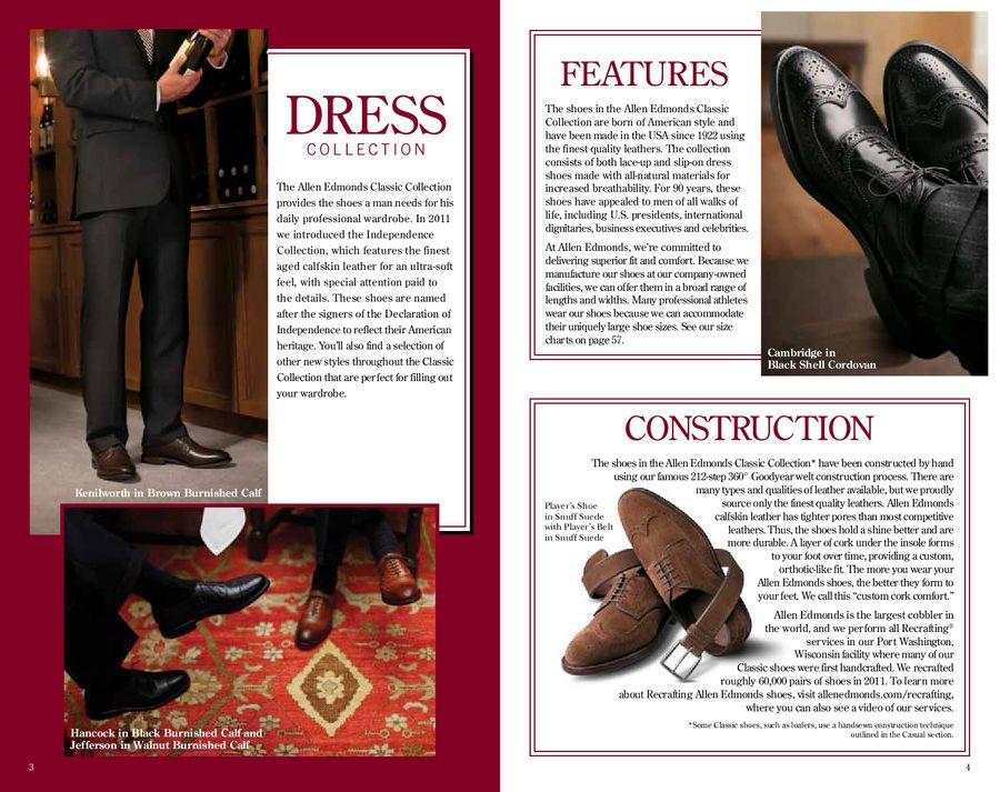 Shoes Spring 2012 By Allen Edmonds Shoes