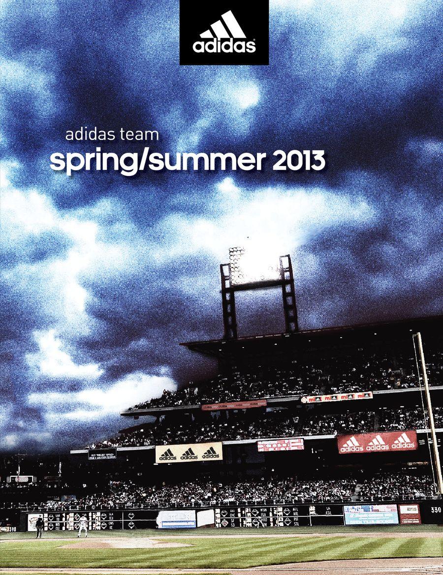 0b0e34ba Spring/Summer 2013 Team Catalog by adidas Team