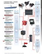 relay switch circuit diagram in marine products 2013 by blue sea systems. Black Bedroom Furniture Sets. Home Design Ideas