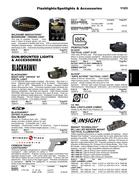 Flashlights, Spotlights, & Accessories 2012