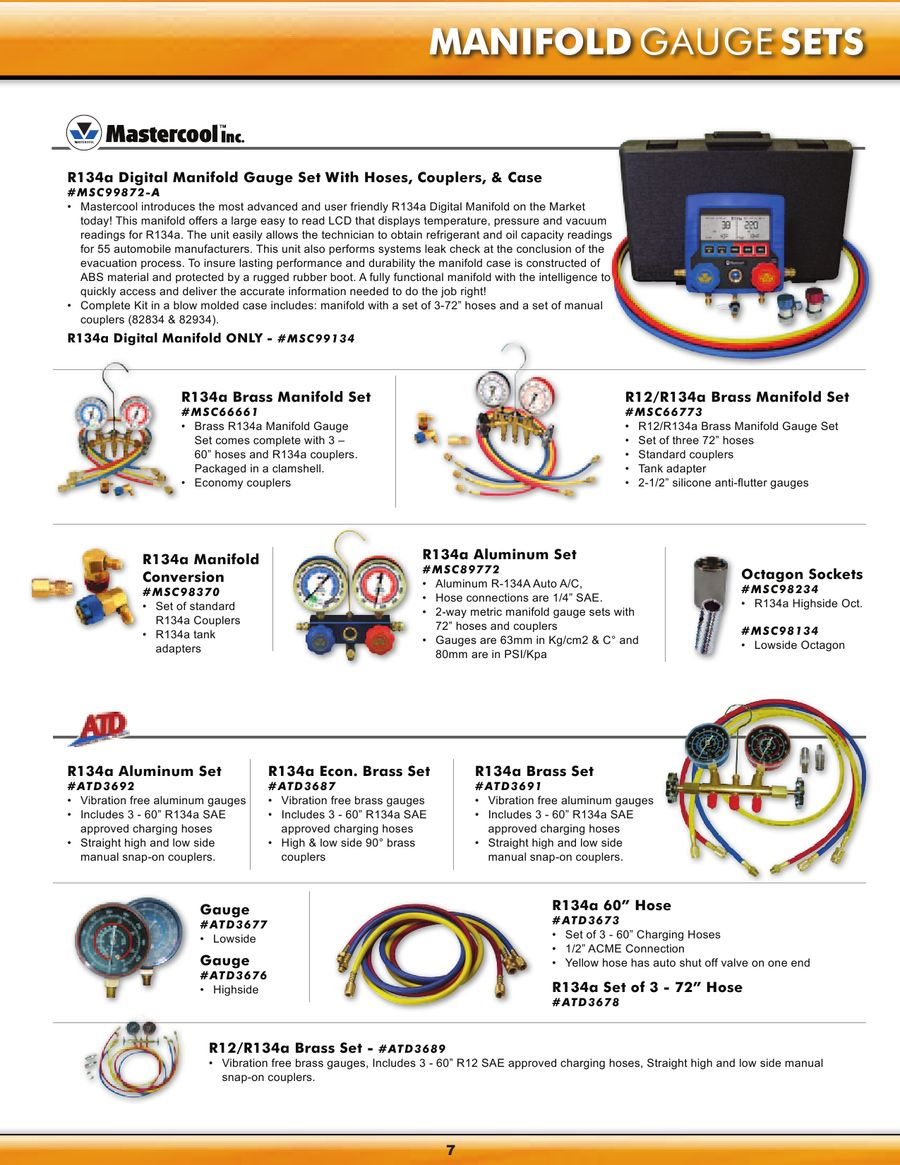 Page 6 of A/C Tools & Equipment