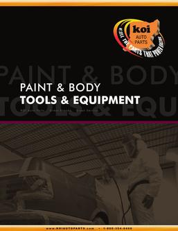 Paint & Body Tools & Equipment