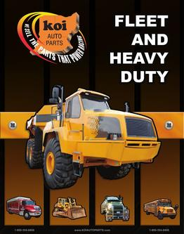 Fleet & Heavy Duty Catalog