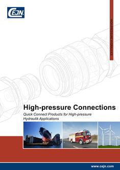 Cejn High Pressure Hydraulic Couplings