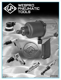 Wespro Pneumatic Tools