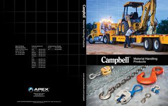Campbell® Hand Tools 2015